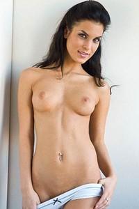 Model Nella in Topless